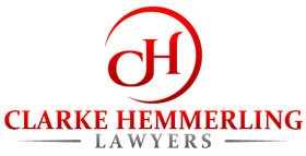 Clarke Hemmerling Lawyers - Logo