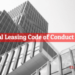 Commercial Leasing Code of Conduct – COVID-19