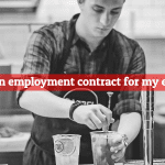 Do I need an employment contract for my employees?